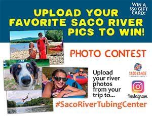 Rope Swings | Saco Canoe Rentals - New Hampshire Canoe