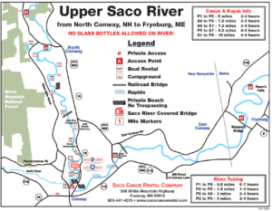 saco river map